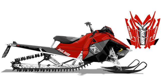 Klim Polaris AXYS-RMK Klim F5 Ion Wrap Design