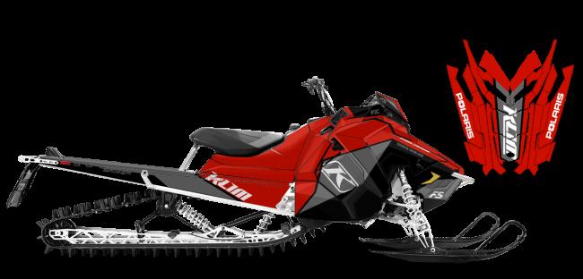 Klim Polaris AXYS-RMK Klim F5 Ion Wrap Design
