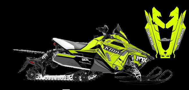 Justin Thomas Polaris ProRide-Rush-Switchback J Thomas Velocity Sled Wrap Design