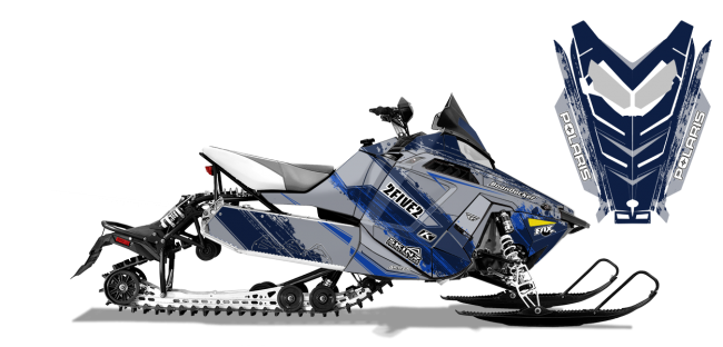 Cole Willford Polaris ProRide-Rush-Switchback willford 2five2 Sled Wrap Design