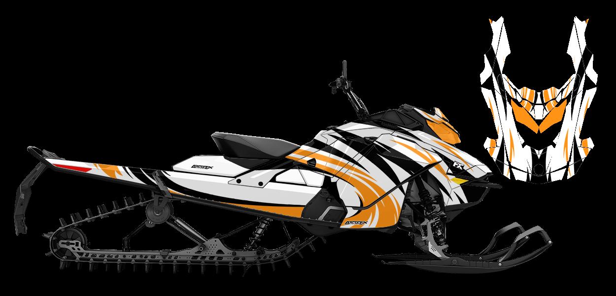 Surge Custom Design For Skidoo Rev Gen4 57100